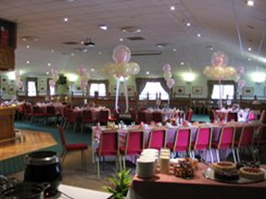 Fylde Rugby Club Function Room