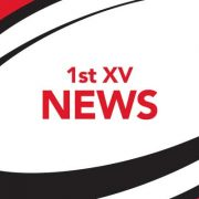 1st XV Rugby News