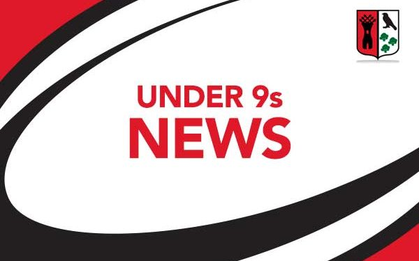 Under 9s Rugby News