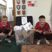 Donation Station U14