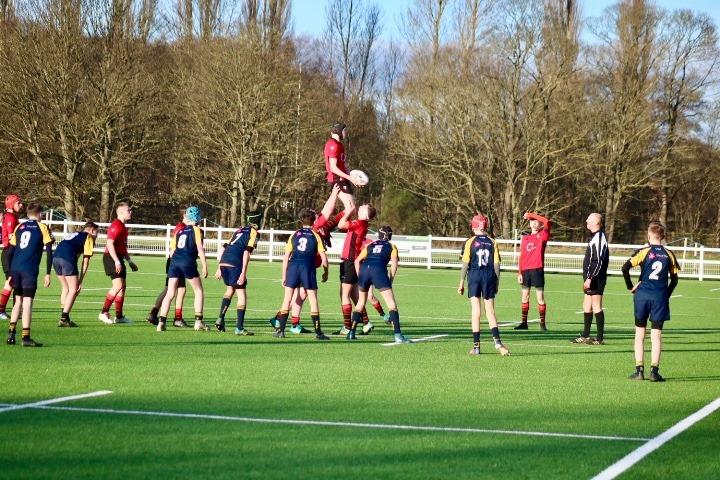 Blaydon U15s v Durham