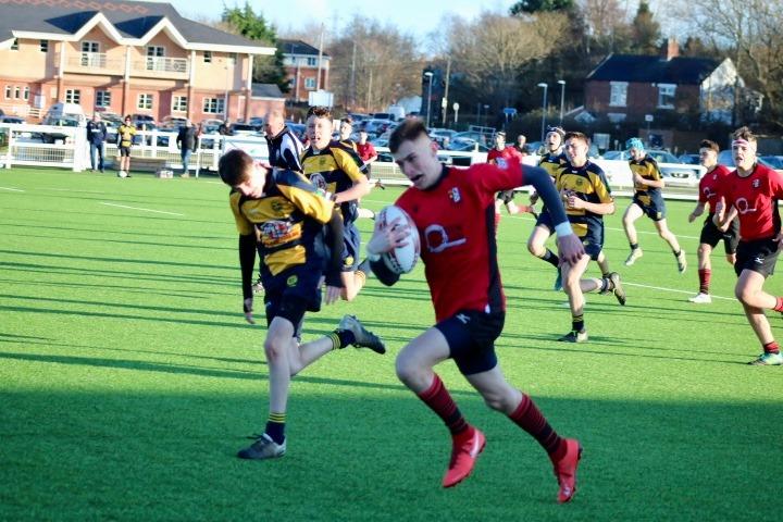 BRFC U15s v Durham