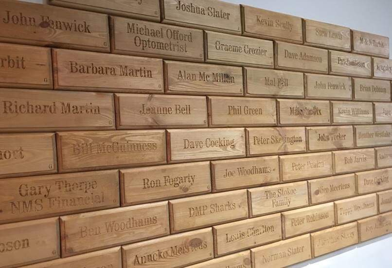 Wooden Brick Appeal