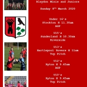 BRFC Youth 8.3.20